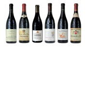 Gauntleys Gift Case - Legends from Chateauneuf du Pape (Half Case)