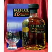 Balblair 2002 (10 year old) 46%