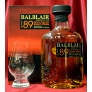 Balblair 1989 '2nd Release' 46%