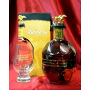 Blanton's Warehouse H Blanton's Gold Single Barrel 51.5%