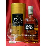 Bruichladdich 17 year old Rum Finish 46%