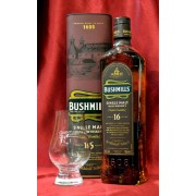 Bushmills Distillery Bushmills 16 year old Three Woods 40%