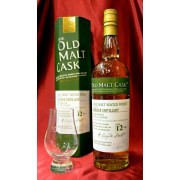 Douglas Laing & Co Ltd Old Malt Cask Aberlour 2000 (12 year old) 50%