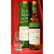 Douglas Laing & Co Ltd Auchentoshan Douglas Laing Old Malt Cask Achentoshan 1997 (14 year old) 50%