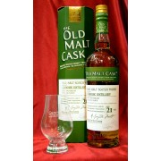 Douglas Laing & Co Ltd Douglas Laing Old Malt Cask Auchroisk 1990 (21 year old) 50%