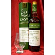 Douglas Laing & Co Ltd Bruichladdich Old Malt Cask Bruichladich 1992 (20 year old) 50%