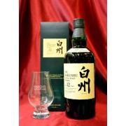 Hakushu Distillery Suntory Hakushu 12 year old 43.5%