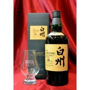 Hakushu Distillery Suntory Hakushu 18 year old 43%
