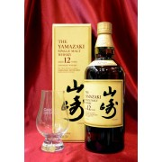 Yamazaki Distillery Suntory Yamazaki 12 year old 43%