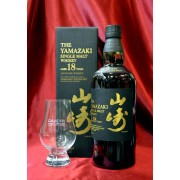 Yamazaki Distillery Suntory Yamazaki 18 year old 43%