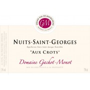 2009 Domaine Gachot-Monot Nuits St Georges Aux Crots