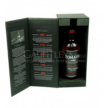 Tomatin Decades 46%