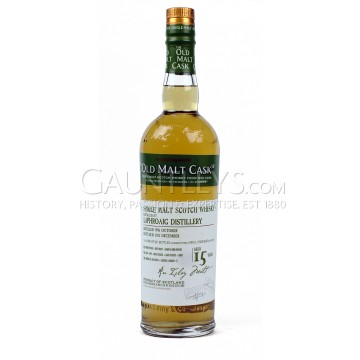 Douglas Laing & Co Ltd Douglas Laing Old Malt Cask Laphroaig 1996 (15 year old) 50%