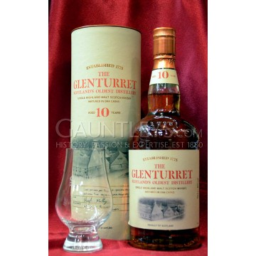 Glenturret 10 year old 40%