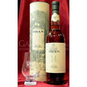 Oban 14 year old 43%