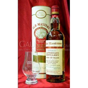 James Macarthur Old Masters Laphroaig 1998 (12 year old) 57.2%