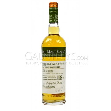 Douglas Laing & Co Ltd Douglas Laing Old Malt Cask Macallan 1993 (18 year old) 50%