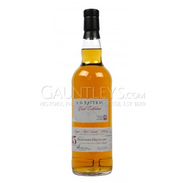 Dewar Rattray Dufftown 1976 (35 year old) 58%