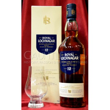 Royal Lochnagar 12 year old 40%