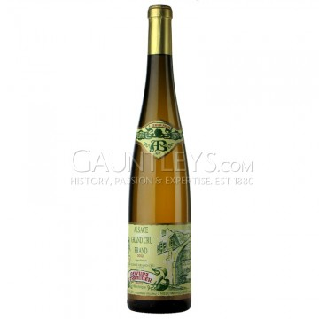 2000 Domaine Albert Boxler Gewurztraminer Brand